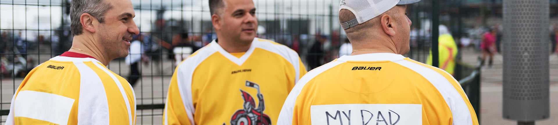Road Hockey to Conquer Cancer - 2017 - About Cancer in Canada
